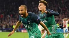 Cuplikan Pertandingan Ajax vs Tottenham Semifinal Liga Champion - Dokter Bola
