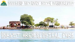 Weekend Getaway with Wanderlust - Onrust Archelogical Park