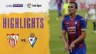 Match Highlight | Sevilla 0 vs 1 Eibar | La Liga Santander 2020