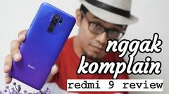 nggak komplain deh - Redmi 9 review