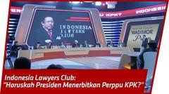 "[FULL] ILC - ""Haruskah Presiden Menerbitkan Perppu KPK?"" (1/10/2019)"
