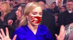 Emily Blunt said Meryl Streep's stalking me