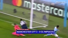 City Petik Kemenangan Atas Olympiacos