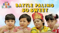 MOMENT BATTLE PALING SWEET | KOMPILASI KATA BOCAH