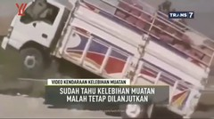 Video Kendaraan Kelebihan Muatan - On The Spot Trans7