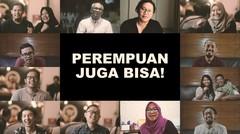 "Roni Azhar ""Mike"" #perempuanjugabisa #vidiogitapujaindonesia"