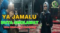 YA JAMALU - DUTA SHOLAWAT Live Alun-Alun Jombang 2018