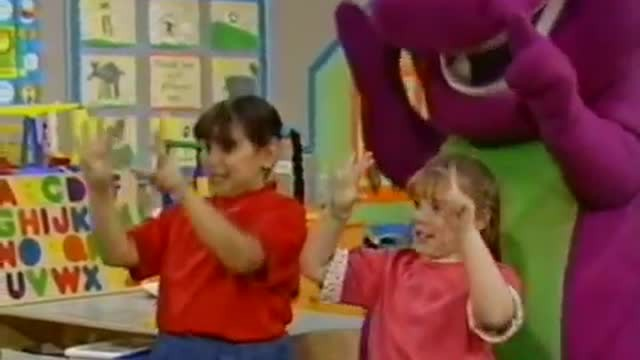Barney & Friends - 1-2-3-4-5 Senses - Vidio com