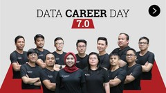 #Highlights Algoritma Data Career Day 7.0