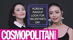 Tutorial Makeup Korea Untuk Kencan Pertama | Cosmopolitan Indonesia