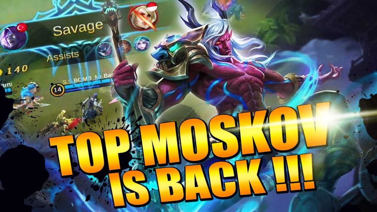 TOP MOSKOV IS BACK