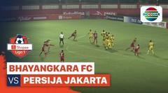 Mini Match - Bhayangkara FC 2 vs 2 Persija Jakarta | Shopee Liga 1 2020