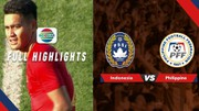 Indonesia (5) vs (0) Philppine - Full Highlight | Merlion Cup 2019
