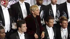 Ellen DeGeneres craved a 'challenge' prior to stand up return