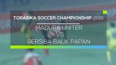 Torabika Soccer Championship 2016 - Madura United vs Persiba Balik Papan