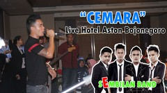 """CEMARA- SEMBILAN BAND""    Live Hotel Aston Bojonegoro"