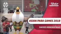 Asian Para Games 2018 Dinilai Sukses Memberikan Inspirasi