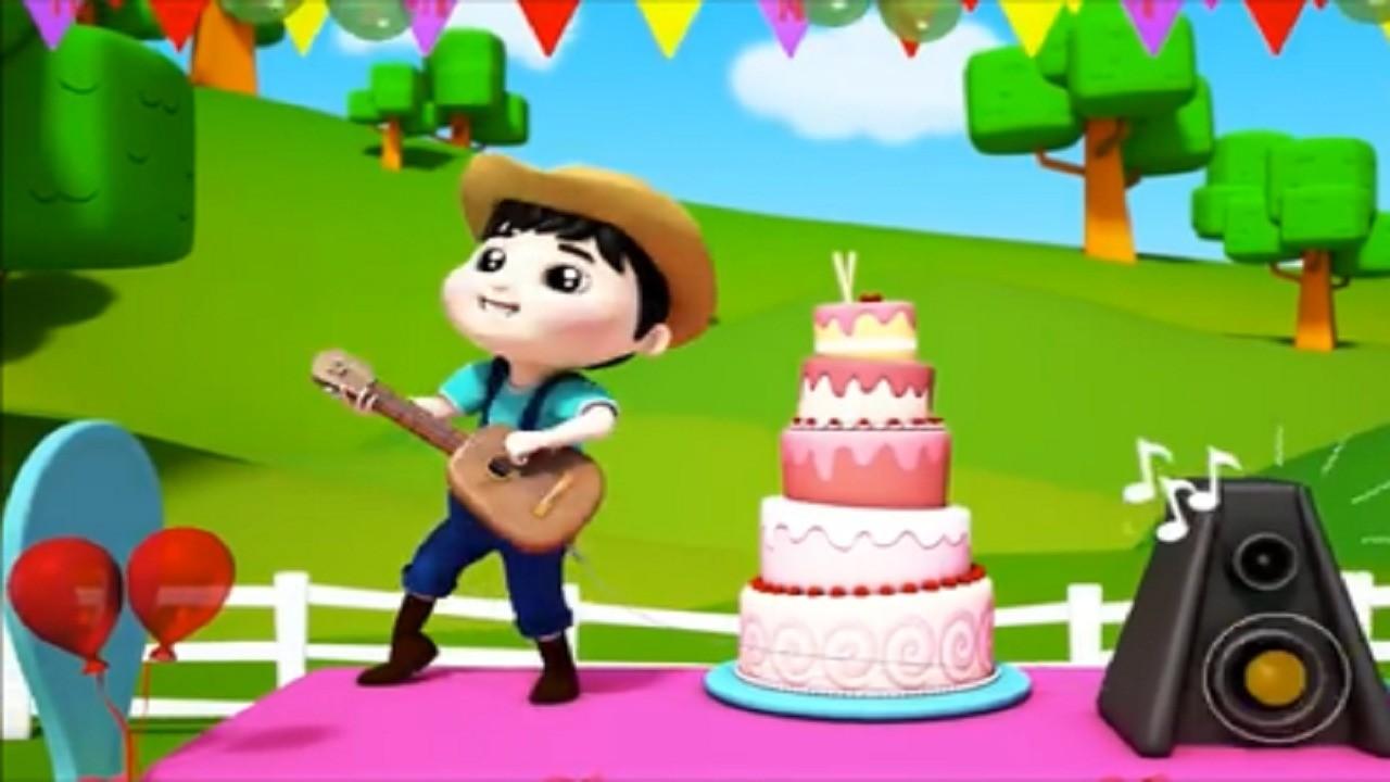 Selamat Ulang Tahun Happy Birthday Song Kids Songs Lagu Anak Anak