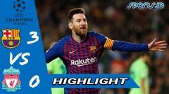 Barcelona vs Liverpool 3-0  | Highlights & Goals (02/05/2019)