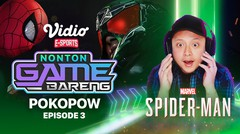 Nonton Game Bareng: Pokopow! Spider-Man Saves New York! | Vidio E-Sports