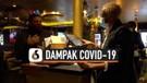 DAMPAK COVID-19, BISNIS RESTORAN TERPUKUL LOCKDOWN KEDUA PRANCIS
