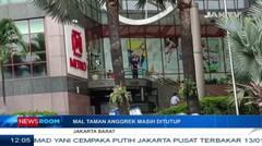 Mall Taman Anggrek Tak Beroprasi Sejak Banjir 1 Januari