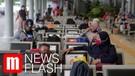 Melihat Penerapan Protokol Kesehatan di Stasiun Pasar Senen Jelang Libur Panjang