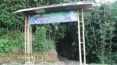 Indahnya Air Terjun coban surodadu - Mojokerto Tourism