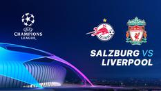 11 Dec 2019 | 00:55 WIB - Red Bull Salzburg vs Liverpool - Liga Champions UEFA 2019-2020