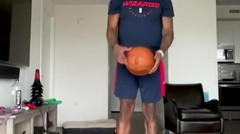 Heel & Shoulders Drill With Admiral Schofield - Nba Content Network-1