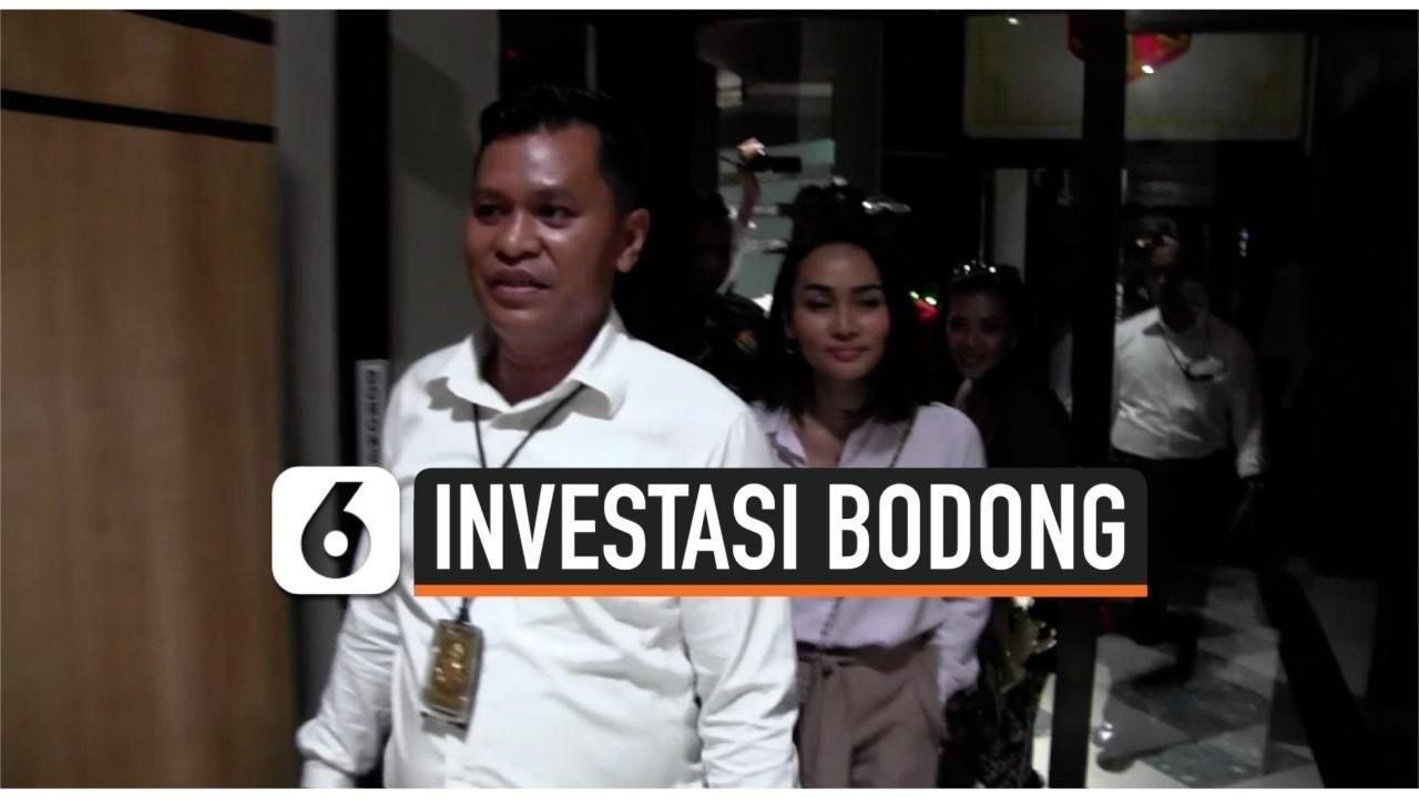 Investasi Bodong Polisi Sita Mobil Artis Eka Deli Vidio Com