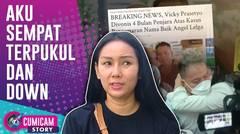Sempat Terpukul, Kalina Akui Dikuatkan Vicky Prasetyo pasca Suaminya Divonis 4 Bulan Penjara