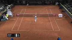 Match Highlight | Cristian Garin 2 vs 1 Alexander Bublik | ATP Hamburg European Open 2020