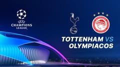 Full Match - Tottenham vs Olympiacos I UEFA Champions League 2019/2020