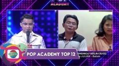 """RINDU AYAH BUNDA!! Duet Lepas Kangen Julian (Batam) Dan Ayah """"Let It Be Me""""  Buat Air Mata Menetes!   POP ACADEMY 2020"""