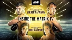 [Watch Now In HD] ONE Championship: INSIDE THE MATRIX IV