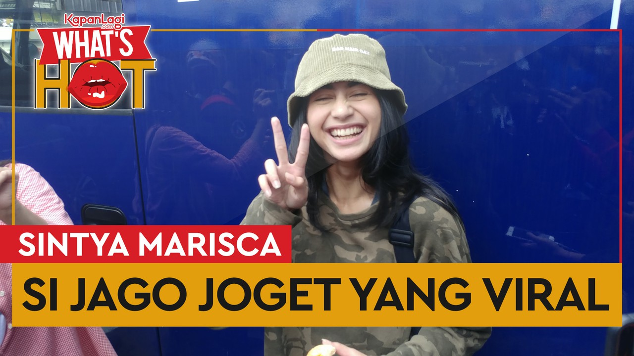 Streaming Cerita Sintya Marisca, Viral hingga Joget bareng ...