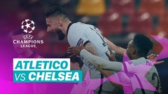 Mini Match - Atletico Madrid vs Chelsea I UEFA Champions League 2020/2021