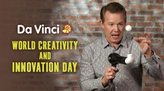 World Creativity and Innovation Day - Da Vinci