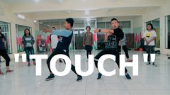'TOUCH DANCE' - Little Mix | ROLAND WIJAYA Choreography