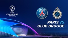 Full Match - Paris vs Club Brugge I UEFA Champions League 2019/2020