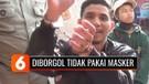 Sanksi Tidak Pakai Masker di Bogor, Tangan Pelanggar Protokol Kesehatan Ini Diborgol