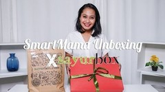 Smartmama: Unboxing Year End Hampers!