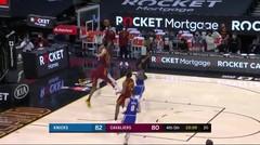 Match Highlight | Cleveland Cavaliers 106 vs 103 New York Knicks | NBA Regular Season 2020/21
