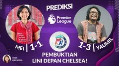 Prediksi Liga Inggris, Chelsea Bisa Cetak Lebih Banyak Gol Melawan Liverpool
