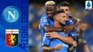 Match Highlight   Napoli 6 vs 0 Genoa   Serie A 2020