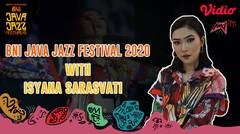 Exclusive Interview With Isyana Sarasvati - Java Jazz Festival 2020