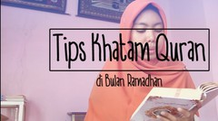 Tips Khatam Quran di Bulan Ramadhan