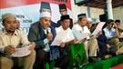 Relawan Prabowo di Surabaya Ikrar Tolak Hasil Pemilu 2019