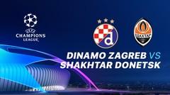Full Match - Dinamo Zagreb vs Shakhtar Donetsk I UEFA Champions League 2019/2020
